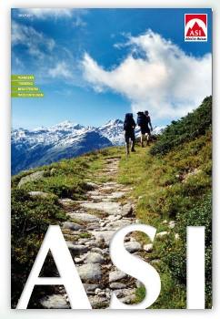 Reisekatalog: ASI WanderReisen - Die Welt zu Fuß entdecken 2008