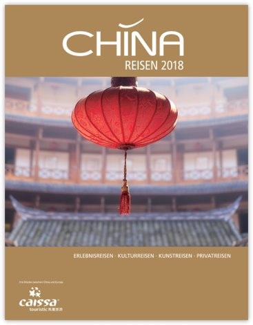 Reisekatalog: China Holidays
