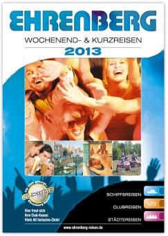 Reisekatalog: Ehrenberg`s Wochenend- & Kurzreisen