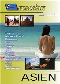 Reisekatalog: Eurosian Reisen - Asien Reisekatalog