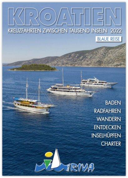Reisekatalog: I.D. Riva Tours GmbH - Kreuzfahrten auf klassischen Motorseglern
