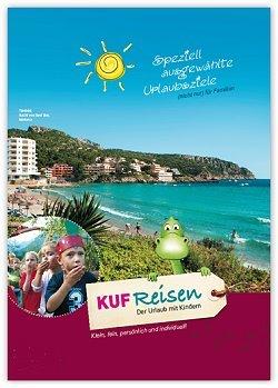 Reisekatalog: KUF-Reisen - Der Urlaub mit Kindern