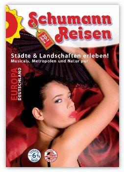 Reisekatalog: Schumann Reisen - Städtereisen in Deutschland und Europa