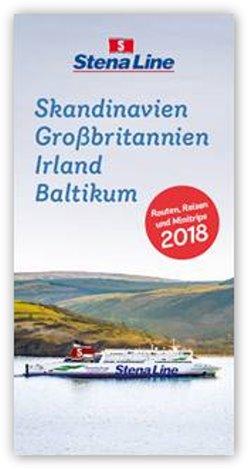 Reisekatalog: Stena Line Scandinavia AB - Skandinavien, Großbritannien & Irland