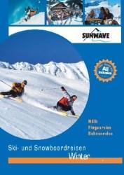 Reisekatalog: Sunwave Reisen - Ski- und Snowboardreisen