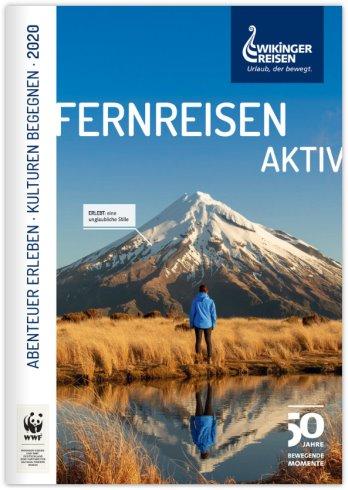 Reisekatalog: Wikinger Reisen GmbH - Erlebnis Fernreisen