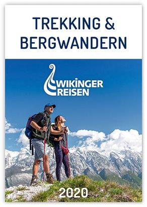 Reisekatalog: Wikinger Reisen GmbH - Trekking weltweit