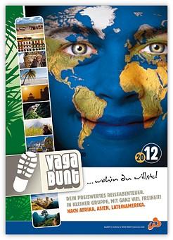 Reisekatalog: VagaBUNT - Gruppenreisen